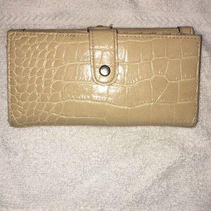 Bags - Cream color wallet